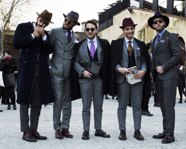 GQ Germany Pitti Uomo