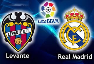 Реал Мадрид – Леванте прямая трансляция онлайн 20/10 в 14:00 по МСК.