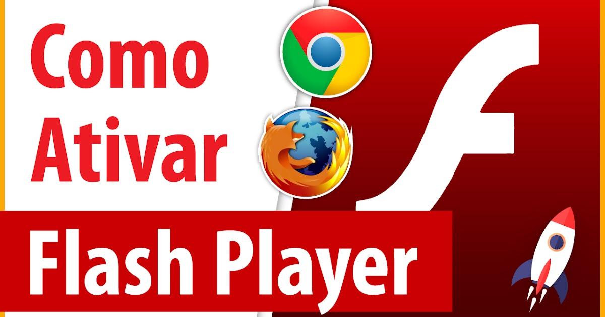 Como Ativar Adobe Flash Player no Google Chrome/Mozilla ...