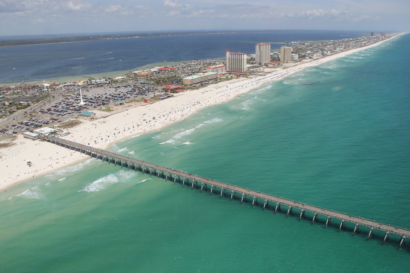 Pensacola Beach Fishing Pier Fl 32561