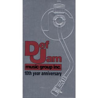 VA – Def Jam Music Group Inc. 10th Year Anniversary (1995) (4CD Box Set) [FLAC+320]