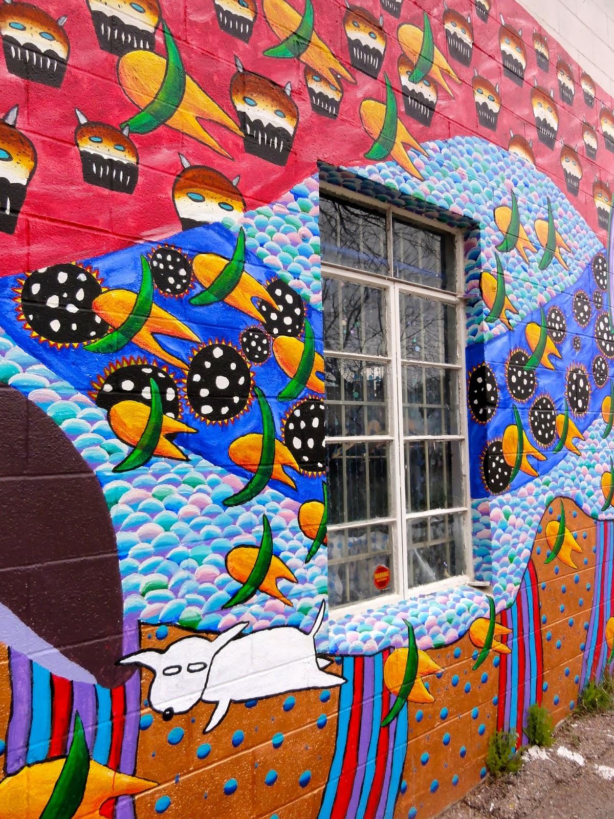 sc 1 st  Free Fun In Austin & Exploring Austin Street Art: Graffiti Murals u0026 Mosaics 2017 Edition