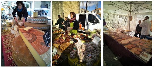 mercato les arceaux mangiare a montpellier