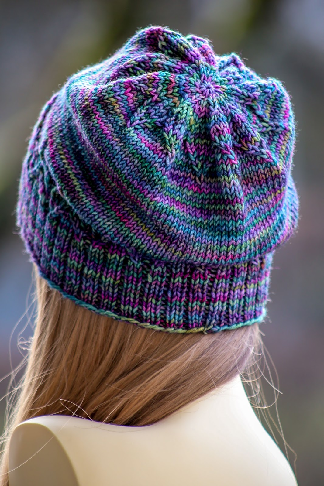 34efbad81d7 Balls to the Walls Knits  hat