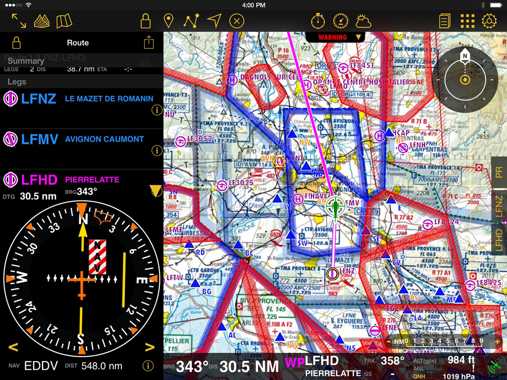 9 features of air navigation pro ios you should know air rh blog airnavigation aero Aircraft Navigation Systems History Airplane Navigation