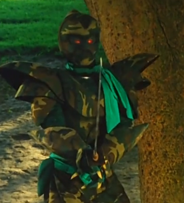Dora Ninja Zyuranger Dark Warrior