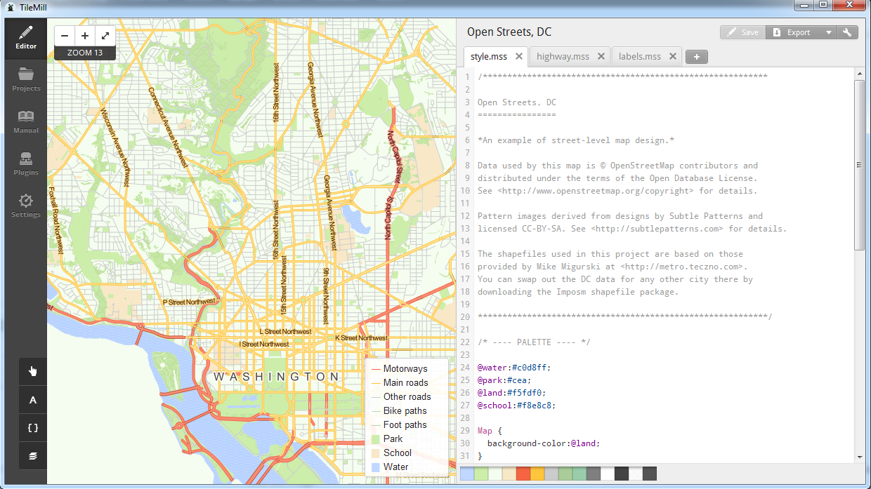 Open Source GIS Blog: Web Map Publishing Update