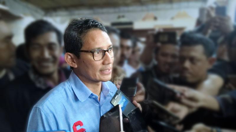 Sandiaga Uno : Jalan Tol itu Milik Negara, Milik Rakyat @rakyatdemokrasi