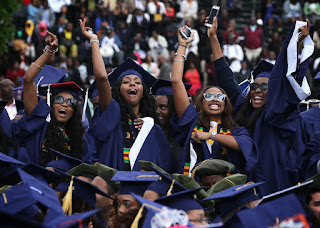 Nigerian students break records at Howard University