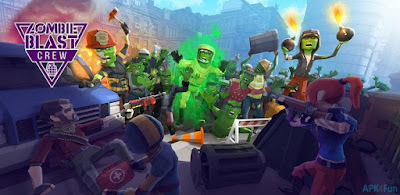 Zombie Blast Crew Mod (Unlimited Money) Apk Download