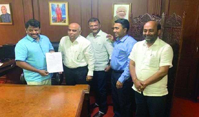 महाराष्ट्रवादी गोमांतक पार्टी का भाजपा में विलय, विधायकों की संख्या बढ़कर 14 हुई