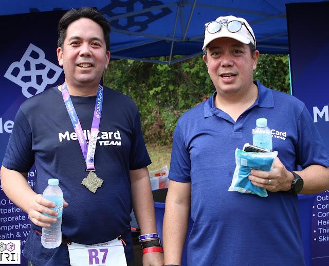 1. (L-R) MediCard president Dr. Nicky Montoya and COO Atty. Jon S. Montoya