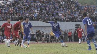 Persib Bantai Ewako Batam 11-0