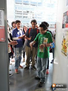 exposición de graffiti y arte urbano en galería el portal uacm