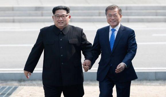 Las dos Coreas normalizan comunicación militar marítima