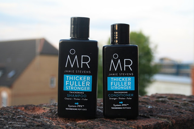 Mr Thickening Shampoo and Conditoner + Giveaway