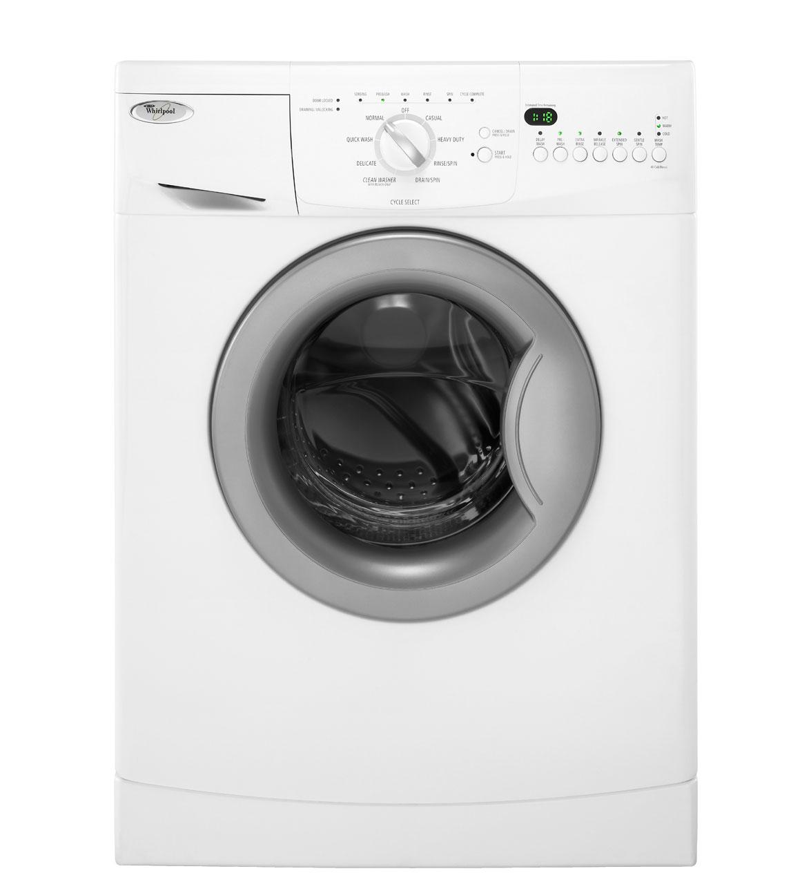 Manual Raeder: Whirlpool WFC7500VW Washer Service Manual