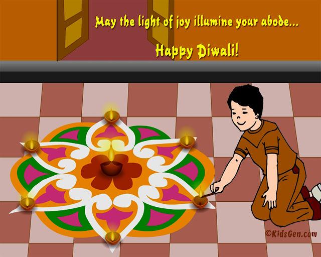 Diwali rangoli wallpapers