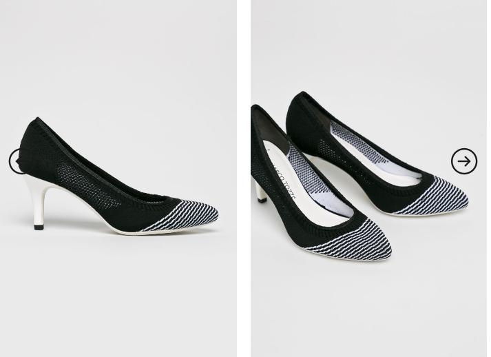 Marco Tozzi - Pantofi cu toc mic moderni