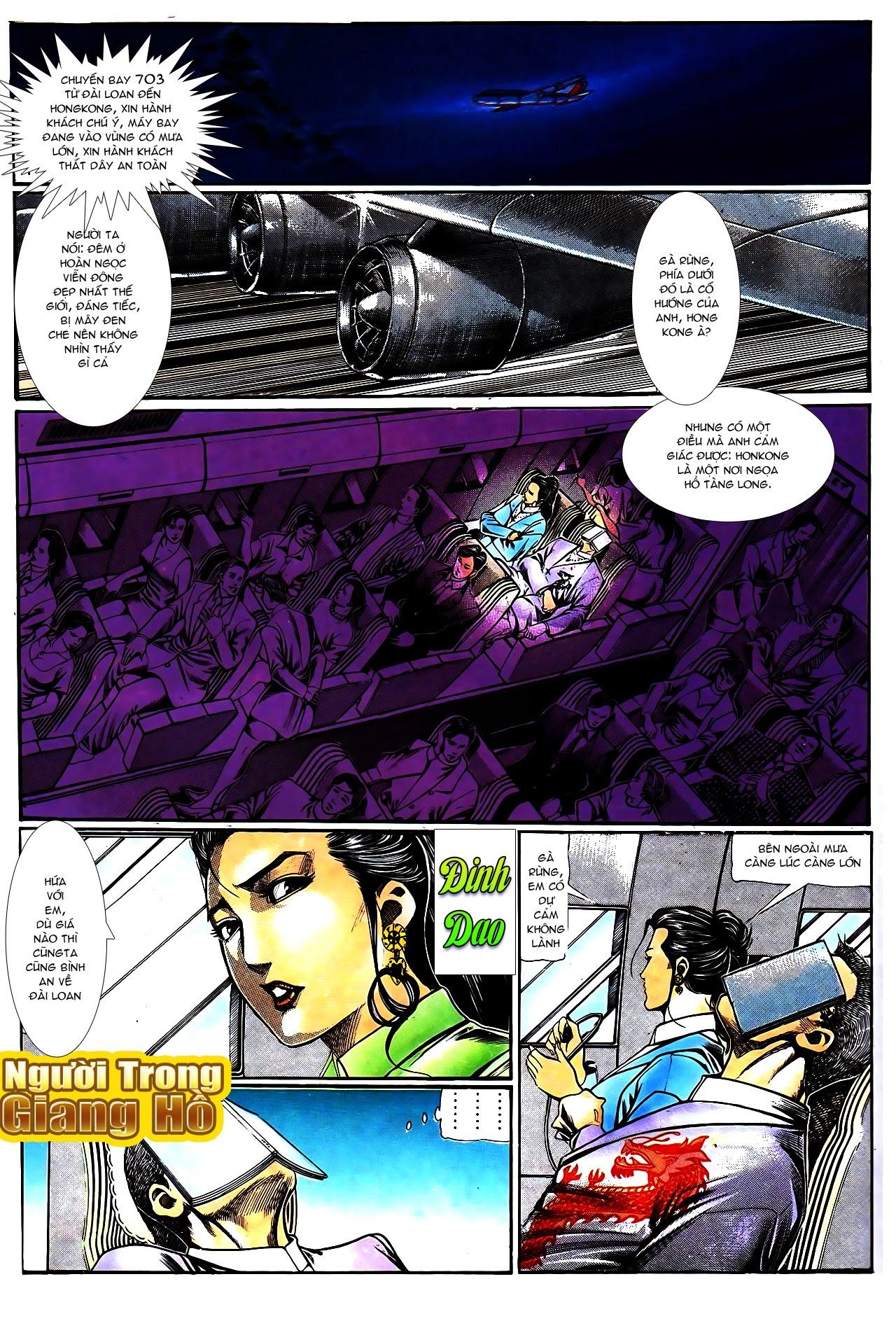 Người Trong Giang Hồ chapter 108: phong vũ cố nhân lai trang 2