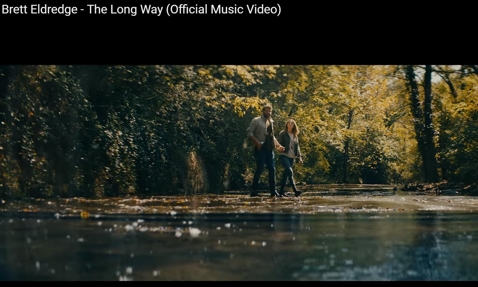 Brett Eldredge - The Long Way | Rudi's Blog