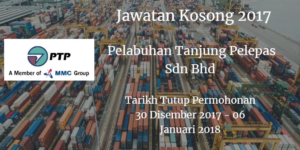 Jawatan Kosong PTP 30 Disember 2017 - 06 Januari 2018