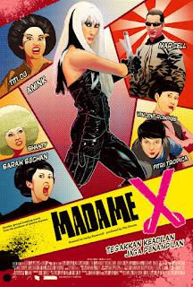 dan partai politiknya yang militan dan homofobia Download Film Madame X (2011) WEB-DL