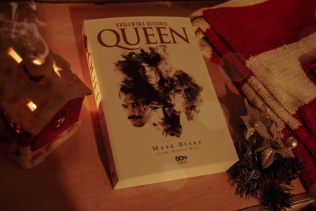Queen Królewska historia Mark Blake