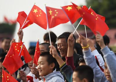 warga china