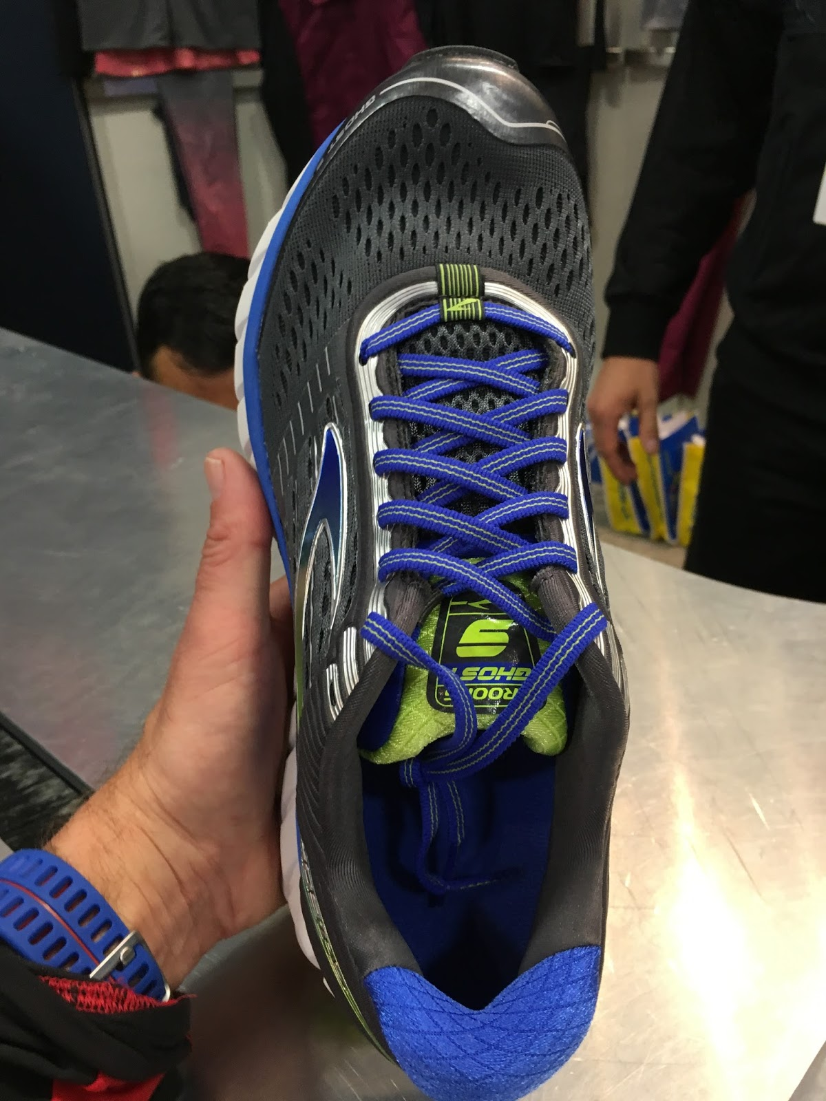 ad7be6a967d Road Trail Run  Outdoor Retailer W15  Brooks Previews- Hyperion ...