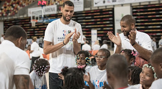 Horford, Dragic, Sabonis, Mozgov and Dekker to coach top international prospects at fourth annual Basketball Without Borders Global Camp