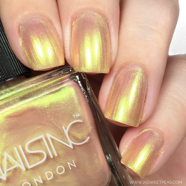 Nails Inc Fizz-ical