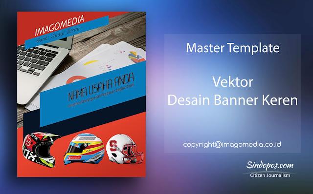 Download Desain Banner Keren