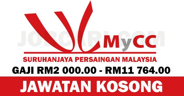 IKLAN JAWATAN KOSONG DI SURUHANJAYA PERSAINGAN MALAYSIA