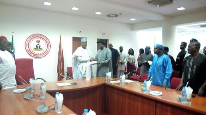 SWAN Appoints Saraki As National Patron