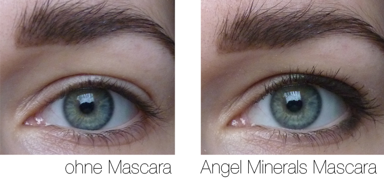 Angel Minerals Mascara Brown