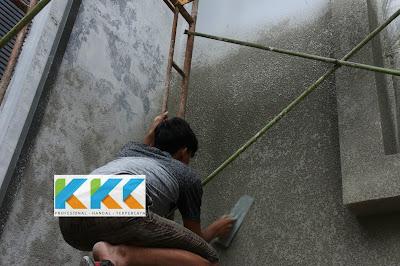 Jasa Cat Tembok Motif Tekstur