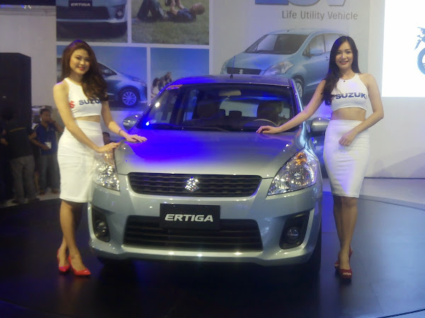 I checked out the 5th Philippine International Motor Show