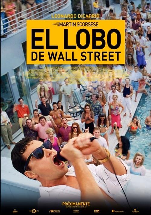 Nuevo tráiler de El lobo de Wall Street: Leonardo