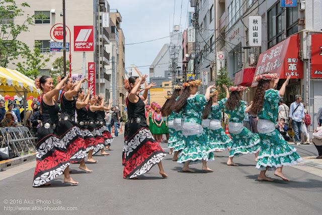 マロニエ祭り、カハレフラ&タヒチスタジオの写真 17
