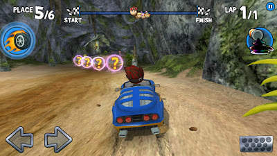 review beach buggy racing