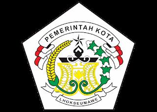 Logo Kota Lhokseumawe Vector