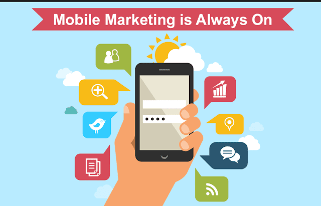 digital mobile marketing trends for 2018 |  9 Mobile Marketing Trends
