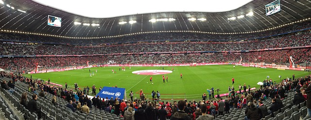 Allianz Arena Stadium, Allianz Arena Stadium Munich, Germany, Sport Stadium, Cricket Stadium,