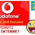 Offerta Vodafone: 4 Gb e 1.000 minuti a soli 7 euro al mese