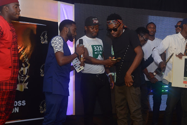 Entertainment is the new crude oil: Tony Okoroji speaks at Paradise Music Festival & Awards 2017 | NaijacityBlog | HypeMan