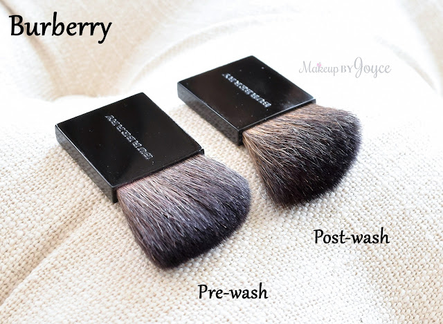 Burberry Light Glow Blush Angled Mini Travel Brush Review