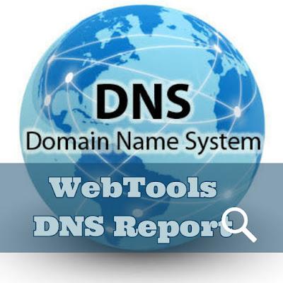Tools Pemeriksa Laporan DNS Online