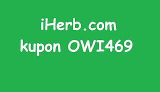 iHerb kod rabatowy