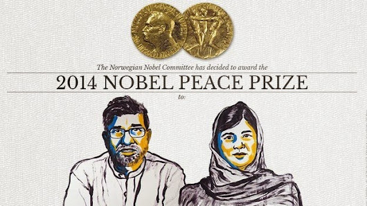 Quiz on Nobel Prize Winners - For Competitive Exam